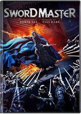 Sword Master (DVD, 2017) Kung Fu Directed By: Derek Yee Produced by: Tsui Hark B