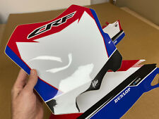 CRF450 GRAPHICS NUMBER BOARDS CRF250 R DECAL KIT STICKERS CRF 250 450 MOTOCROSS