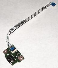 GENUINE DELL INSPIRON 14R-5437 LATITUDE 3440 USB 2.0 CIRCUIT BOARD w/CABLE 7J9T7