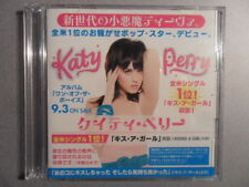 Katy Perry/I kissed a girl + Ur So Gay Promo 2008 japón 2-tr. - DVD + 1-tr./mcd