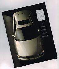1994 Chrysler LHS Folleto / Folleto con Tabla de Colores