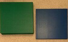 Lego 10 inch 32x32 Baseplate (Green or Blue)