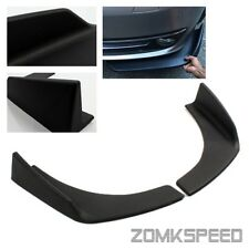 Universal Polyurethane Winglet Type-3 Front Bumper Lip Canard Splitter Diffuser