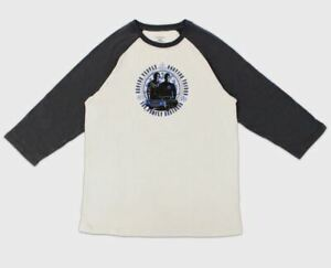 NwT Culturefly Winter 2019 Supernatural Sold Out LE Winchester Raglan Tee Large