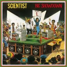 Scientist vs. Prince Jammy - Big Showdown LP - NEW - King Tubby DUB Roots Radics