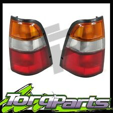 TAILLIGHTS PAIR SUIT HOLDEN RODEO TF 97-03 TAILLAMPS TAIL LIGHTS LAMPS