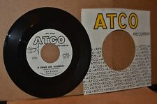 THE DAWNS: IT SEEMS LIKE YESTERDAY & FROM YOU, ONLY YOU; 1964 ATCO MINT- WLP 45