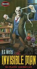 Moebius 903 H. G. Wells The Invisible Man Plastic Model Figure Kit 1/8