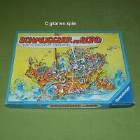 Schmuggler an Bord Das turbulente Merkspiel ab 8 Jahren Ravensburger ©1992 Top!