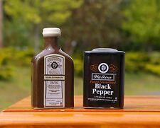 Watkins Vanilla Ceramic Salt & Pepper Shaker Set