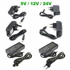 AC TO DC5V 12V 24V 1A 2A 3A 5A 10A For LED Strip CCTV Came Power Supply Adapter