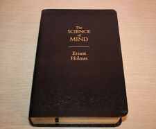The Science Of Mind by Ernest Holmes Limited Leatherbound Edition New RARE
