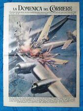 La Domenica del Corriere 13 novembre1949 Washington - Predappio - Bomba Atomica