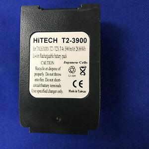 20 Batteries(Japan Lion7.4v3.9A) For VOCOLLECT/Honeywell #730021 TALKMAN T2/T2X.