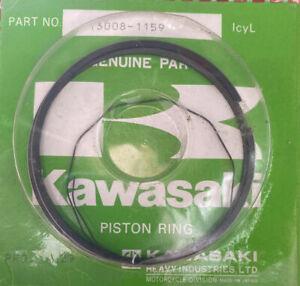 NOS Kawasaki KDX 220 Piston Ring Set P/N 13008-1159