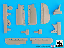 FW-190 A8 detail set, cat.n.: A48009 for Hasegawa, BLACK DOG, 1:48