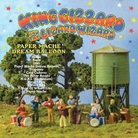 King Gizzard And The Lizard Wizard - Paper Mache Dream Balloon (NEW CD)