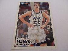 Carte NBA FLEER 1993-94 #347 Keith Tower Orlando Magic