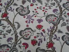 300 cm WILLIAM YEOWARD Fabric /'gradillo/' Indigo 3 metres Plaid Print Cuisine