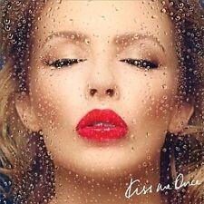 Kiss Me Once [LP+CD] by Kylie Minogue (Vinyl, Mar-2014, 2 Discs, Parlophone)