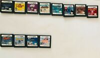 ⭐️⭐️ Nintendo DS 2DS 3DS XL LOOSE  Video game LOT 12 *YOU CHOOSE!!!* *SAVE* 2+