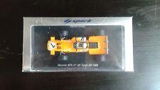 McLaren M7A n°7 4th Dutch GP 1969 Denny Hulme 1/43