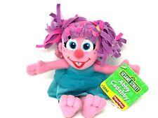 Fisher Price Sesame Street Abby Cadabby Plush Stuffed