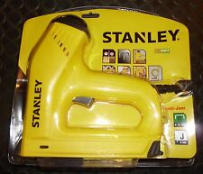 Stanley 6-TRE550 Elektrotacker & Nailer tre550 Staple gun & nailer