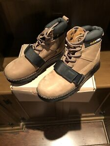 CougarPaws Peak Series Performer Roofing Boots Size 12 Cougar Paws New