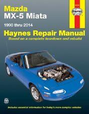 Repair Manual Haynes 61016 fits 99-05 Mazda Miata