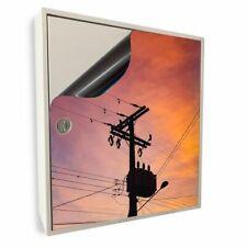 Stromkasten Magnet Bild Deko Stromverteiler Sicherungskasten Motiv 05 Strommast