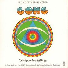 Gong(Promotional Sampler CD Album)The Radio Gnome Invisible Trilogy-Cha-