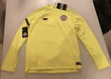 ac08e199 OFFICIAL NIKE Manchester City Squad Drill Top 2018 2019 Kids (SIZE L) LARGE