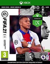Fifa 21 champions edition xbox one (read description)