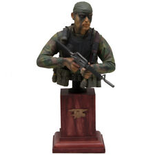 SOL RESIN FACTORY, MM141, 200mm U.S. NAVY SEAL - BUST (Base is Not Include)
