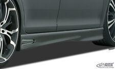 """RDX Seitenschweller MERCEDES C-Klasse W204 S204 Schweller """"GT4"""" Set Spoiler"""