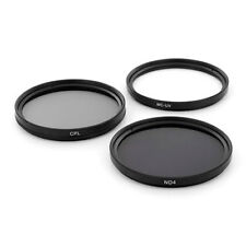 52mm UV+PL+FLD Filters for Olympus SP-500 C-770 C-765