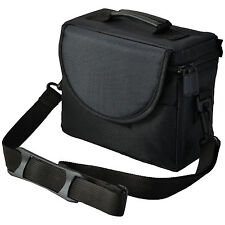 Black Camera Case Bag for Samsung WB2100 WB100 WB1100F