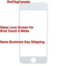 Glass Lens Screen for iPod Touch 5 White SKU# 87010606