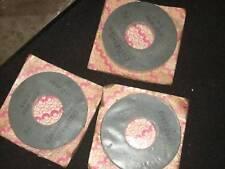 3 pcs 10 x 1 x 4 Cincinnati Grinding Wheels 2A60-K4-VFM