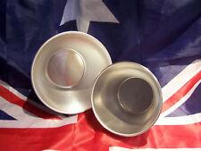 Aussie Made Pudding Steamer Basin Cake Tin Set New