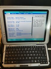 HP Compaq TC1100 TC1000 Pentium Tablet PC 1.0GHz 1GB RAM 30GB Hard Drive