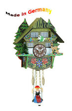 Kuckulino Swing Clock, Cuckoo, Quartz movement, Made in Germany, GIFT