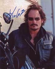 Kim Coates In-person AUTHENTIC Autographed Photo COA SOA SHA #12969