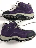 Merrell Waterproof  Chameleon Spin Boys Performance Boots Size 4.5 Wineberry