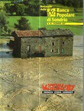S33 Notiziario Banca Popolare di Sondrio 45 Dicembre 1987 Speciale Valtellina