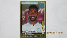 FOOT 1976  2016 40 ANS LIGUE 1 et 2  STICKERS PANINI  2015 2016 N°223