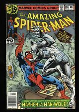 Amazing Spider-Man #190 Vf/Nm 9.0 Marvel Comics Spiderman Man-Wolf!