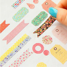 8X/Lot Romance Forest Story Stickers Scrapbooking Calendar Diary Planner Decor