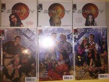 Dark Horse Serenity Firefly Comics - Joss Whedon, Zach Whedon